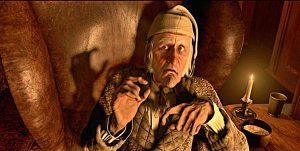 Zio Paperone e Ebenezer Scrooge