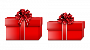 Riciclare i regali con un gioco