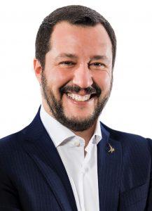 Matteo Salvini commenta su Emma